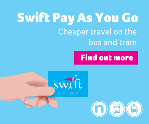 Free Swift card for you to trial