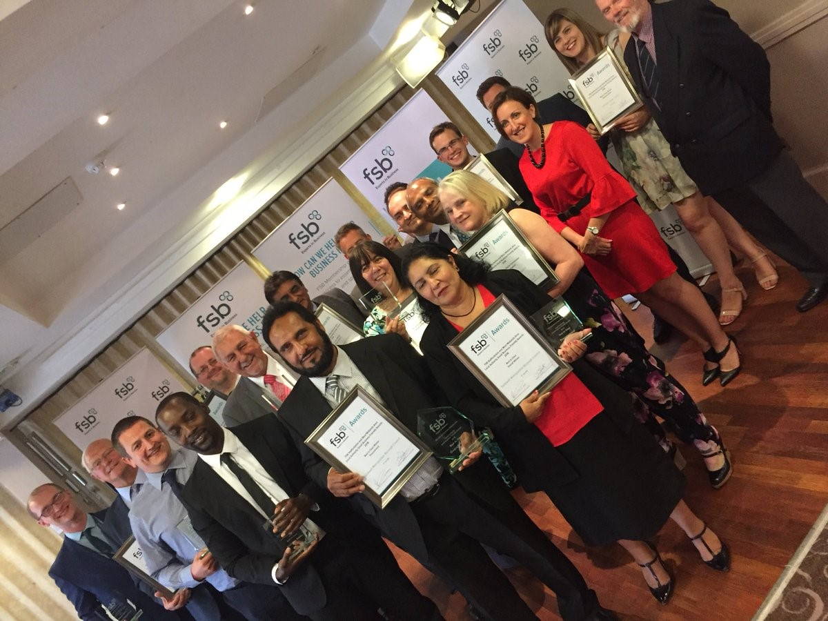 Black Country Council's shine at FSB Awards for Small Business Friendliness