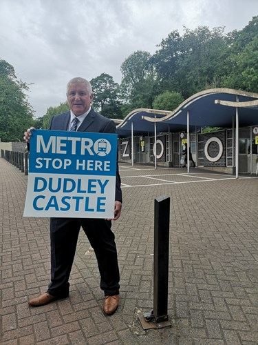Metro stop to be named after castle