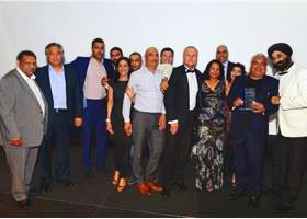 Awards success for Asian businesses in the Black Country