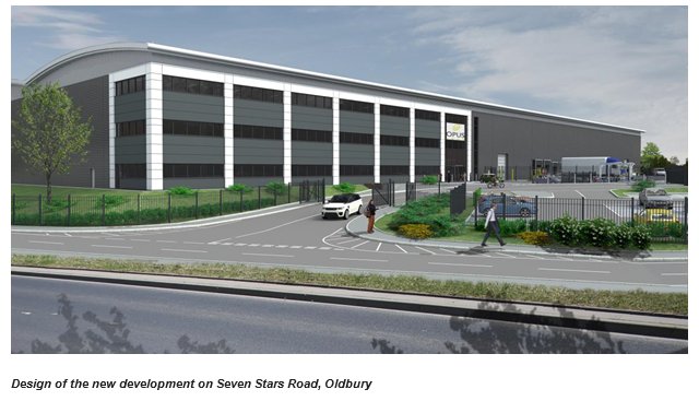 Former scrap yard to be transformed by new industrial scheme creating 200 jobs