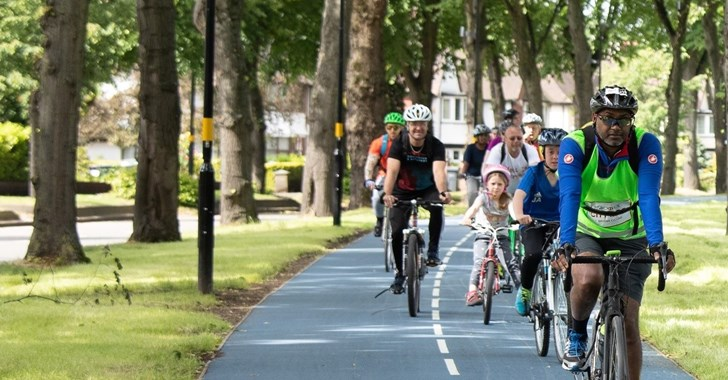 More Wolverhampton families discover the fun of cycling thanks to Better Streets Fund