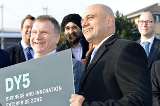 DY5 - Dudley's Business and Innovation Enterprise Zone  gets the green light