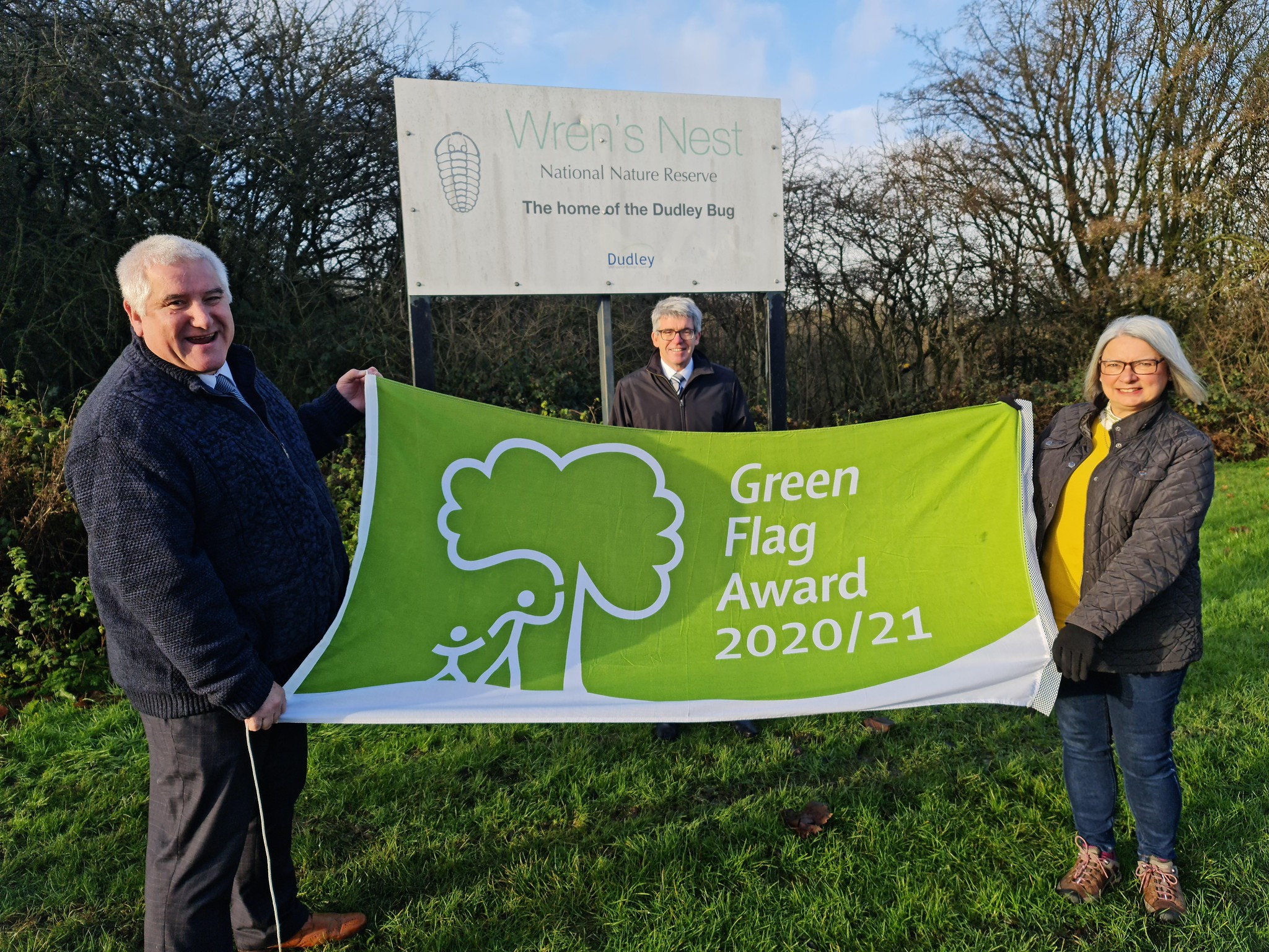 Volunteers hailed for role in Wrens Nest retaining Green Flag status