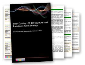 Draft strategy for EU investment in the Black Country