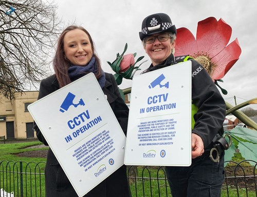 CCTV camera scheme nears completion