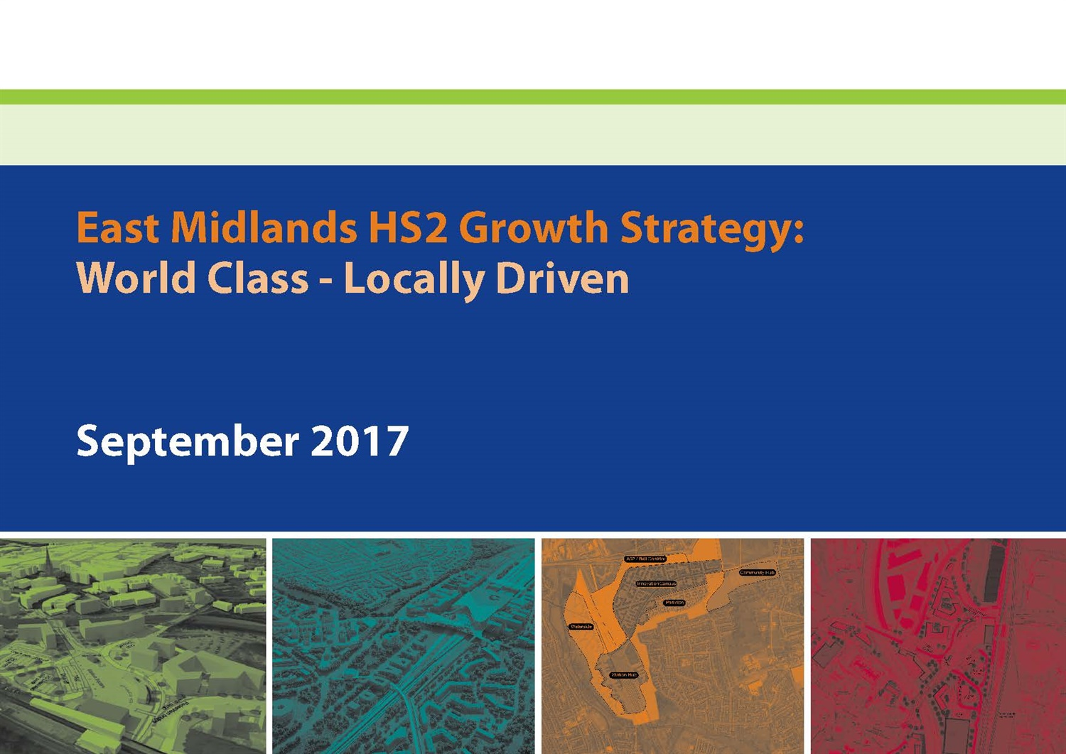 Thousands of jobs and almost £4billion for economy detailed in HS2 Strategy