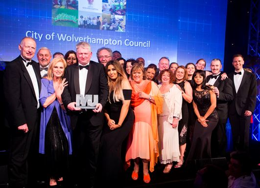 City of Wolverhampton Council Crowned 'Council of the Year'