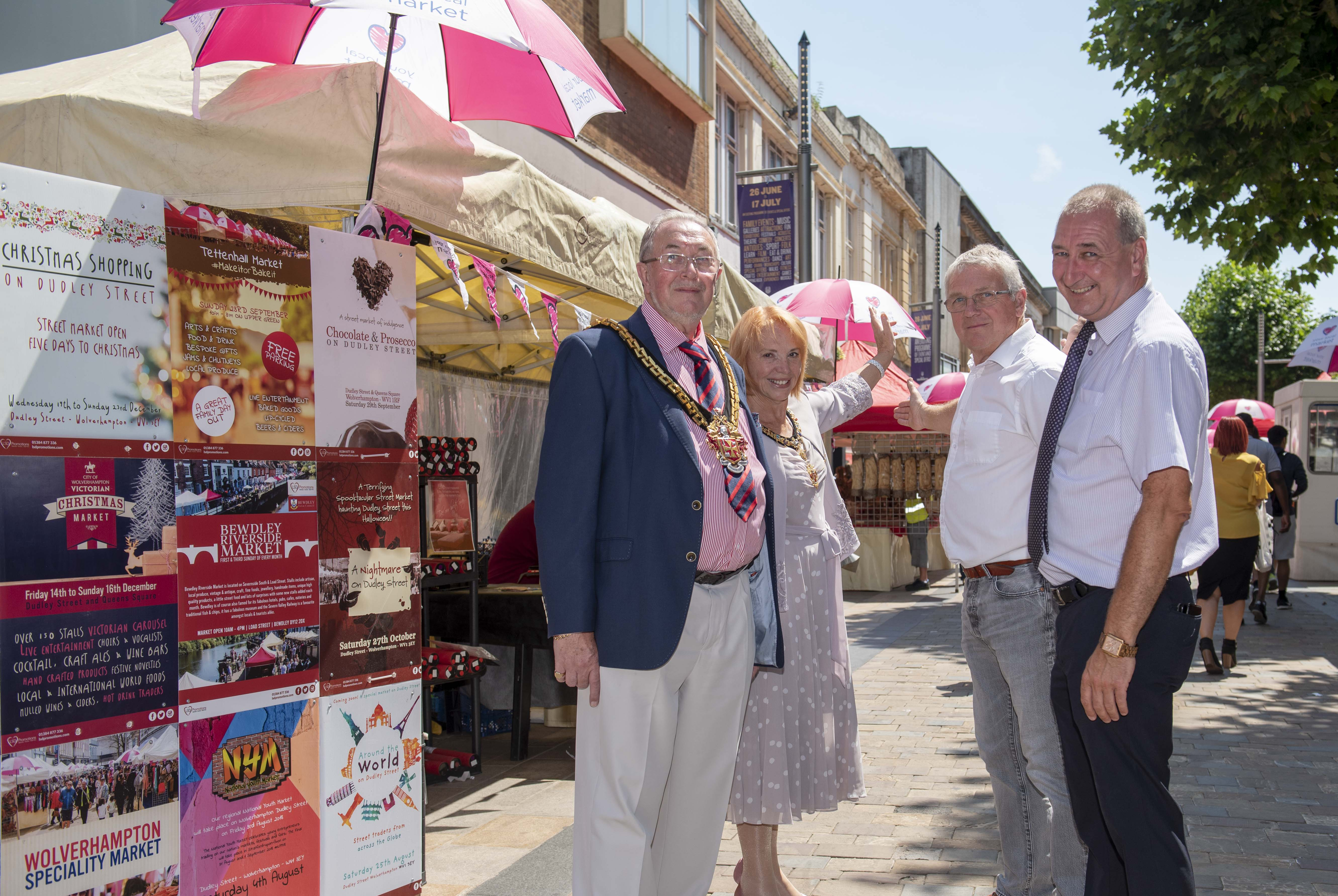 Themed markets coming soon to Dudley Street