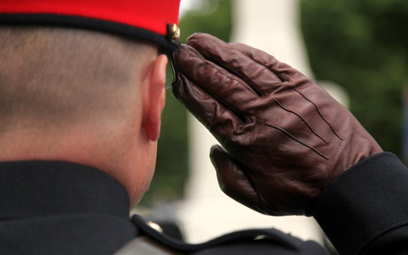 Armed Forces Day marked by post pandemic support for West Midlands homeless veterans