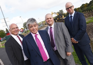 Partnership will boost vital regeneration in Walsall and create 2,000 jobs