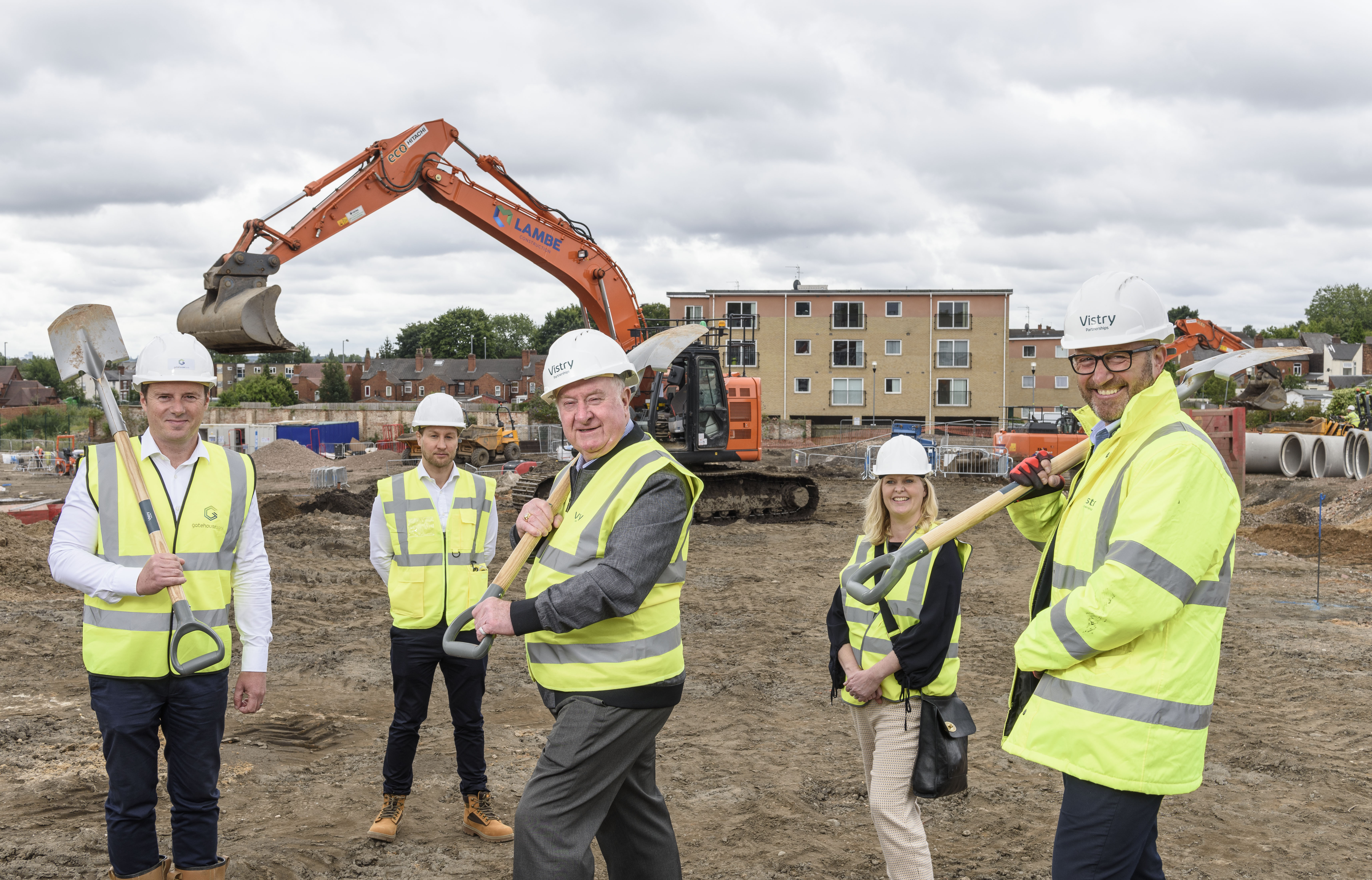 Derelict former bakery to be transformed as WMCA's pioneering brownfield housing programme ramps up