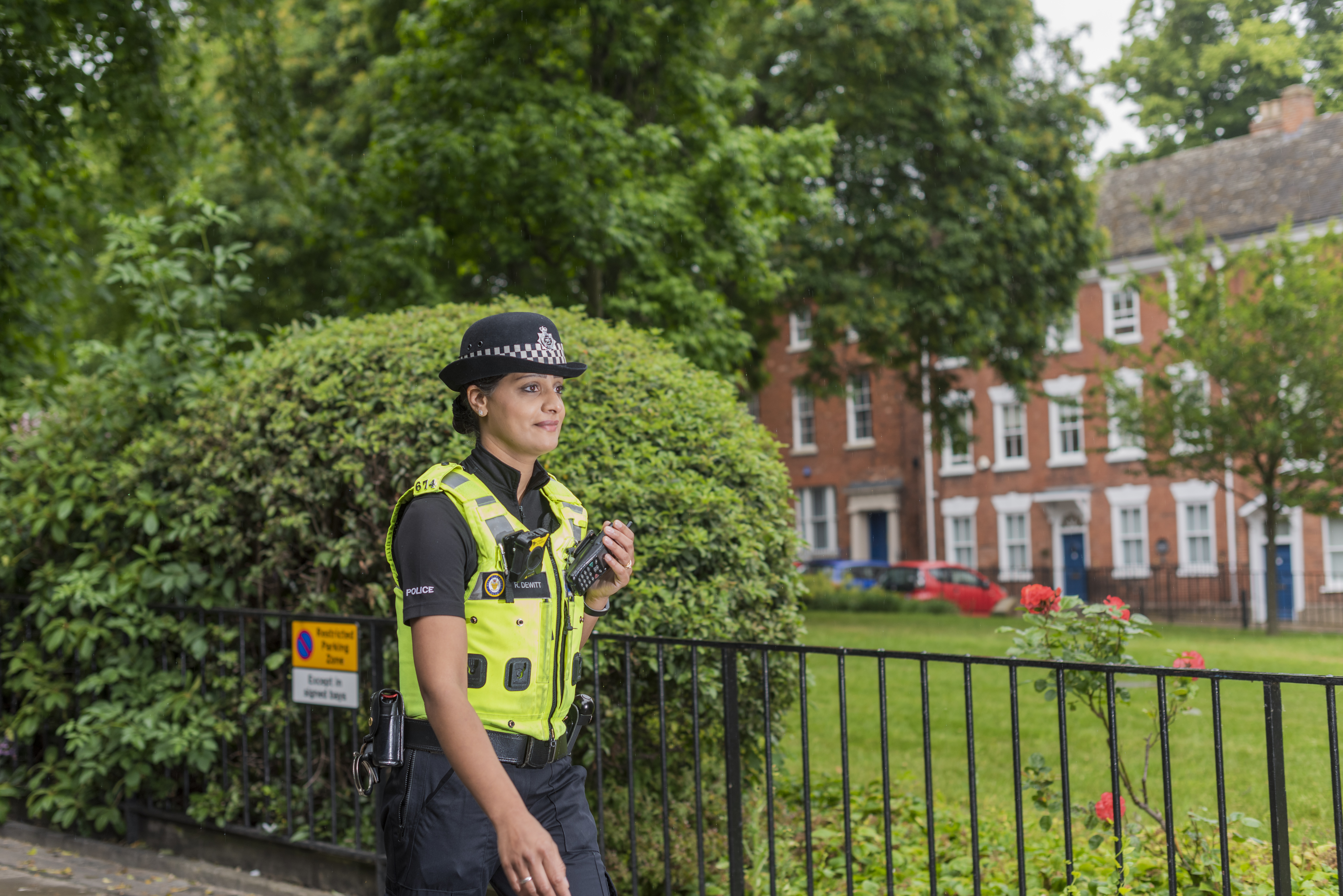 WMCA helps local people start a new career as police officers