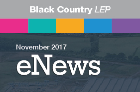 The latest news and updates from across the Black Country and more in our November newsletter