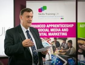 Skills Training UK Academy for Business, Industry and Technology officially opens in Wolverhampton