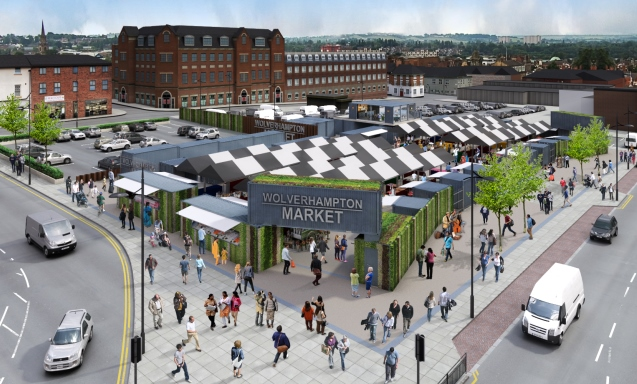 New city centre market works to start this summer