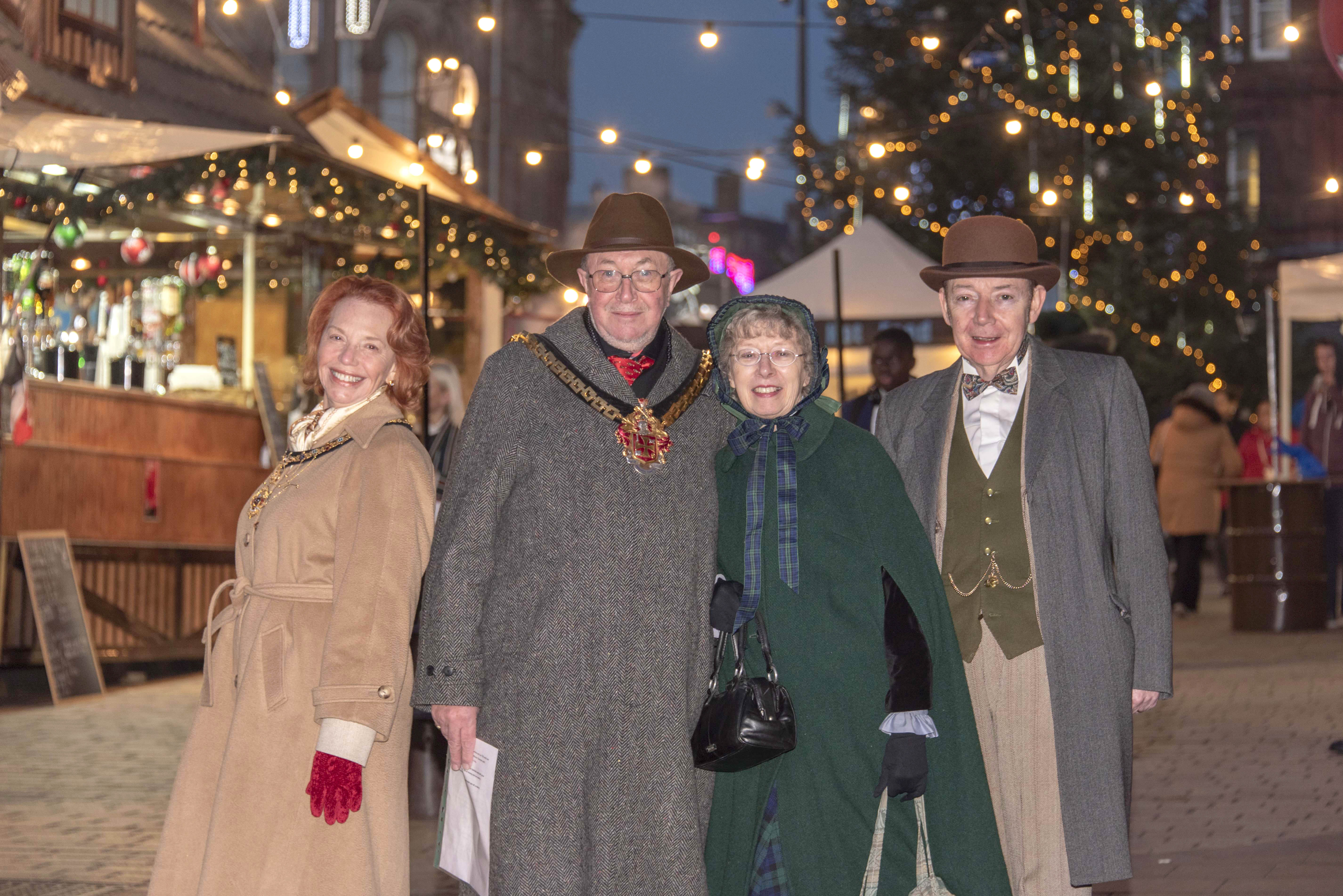Victorian Christmas Market visitor figures double