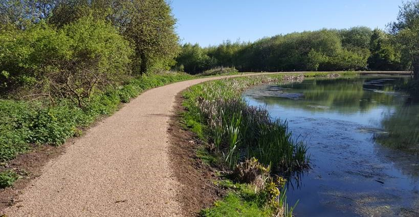 Bilston Urban Village scheme brings canal improvements