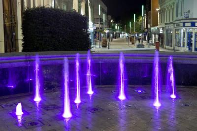 Smart start to the new year with city centre improvements