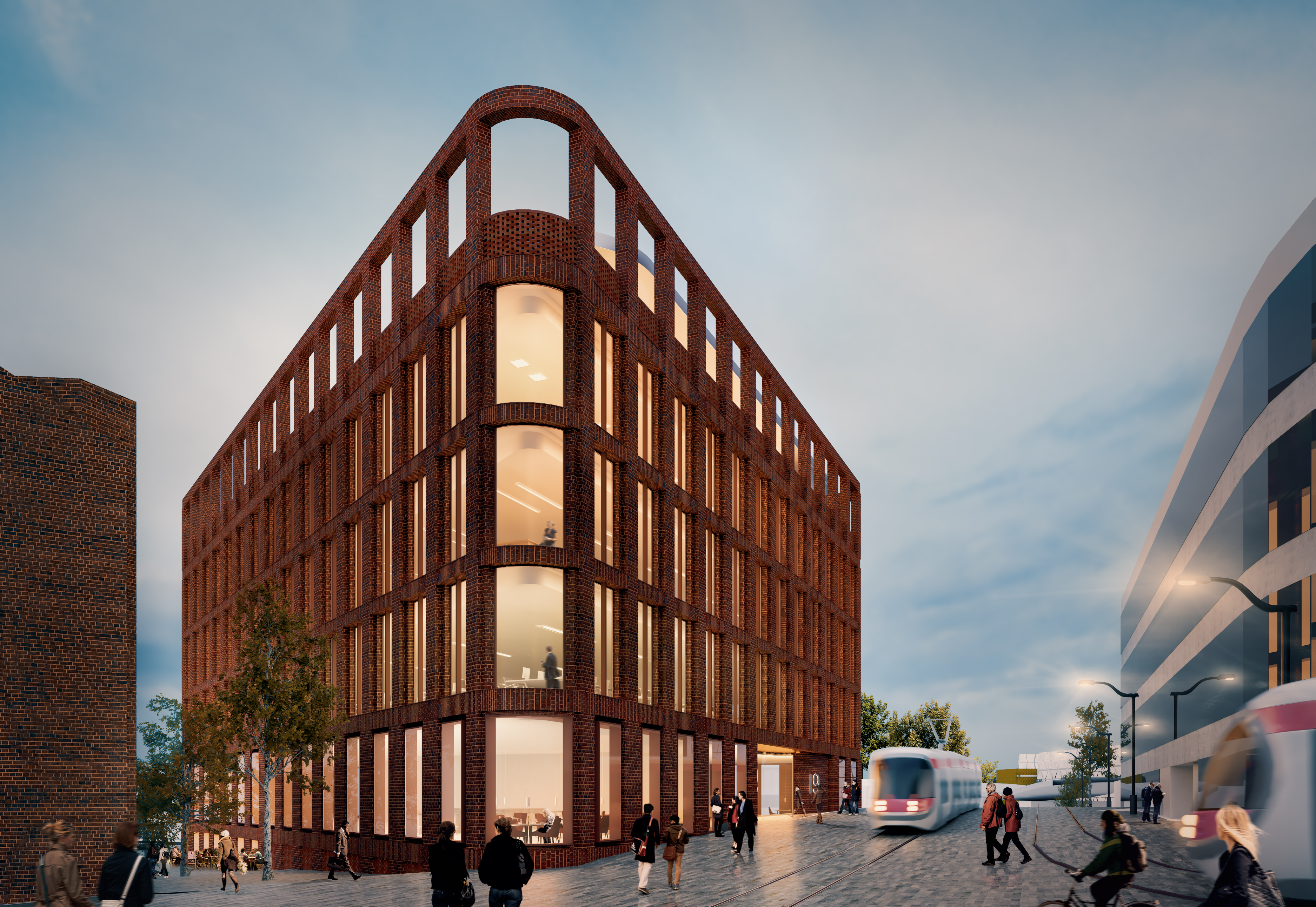 Property developers, Ion showcase plans for i9 to Wolverhampton