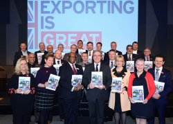 International Trade Minister announces Midlands Engine Export Champions Programme