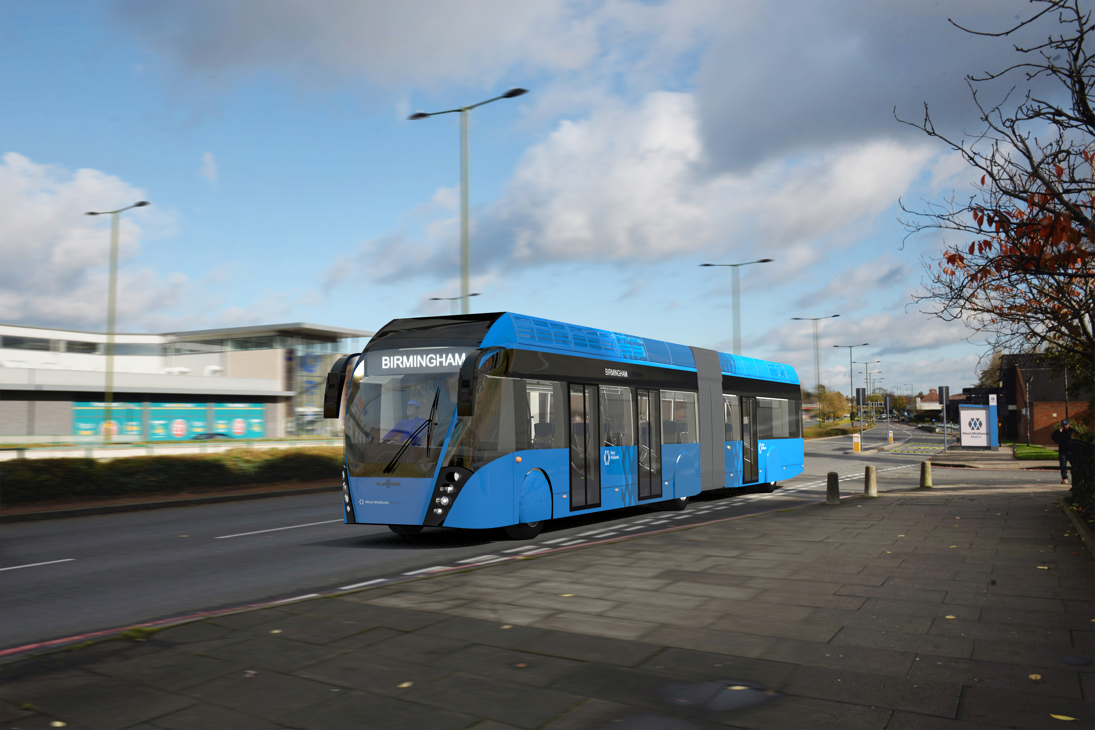 Transport for West Midlands unveils revised plans for A34 Sprint route through Perry Barr