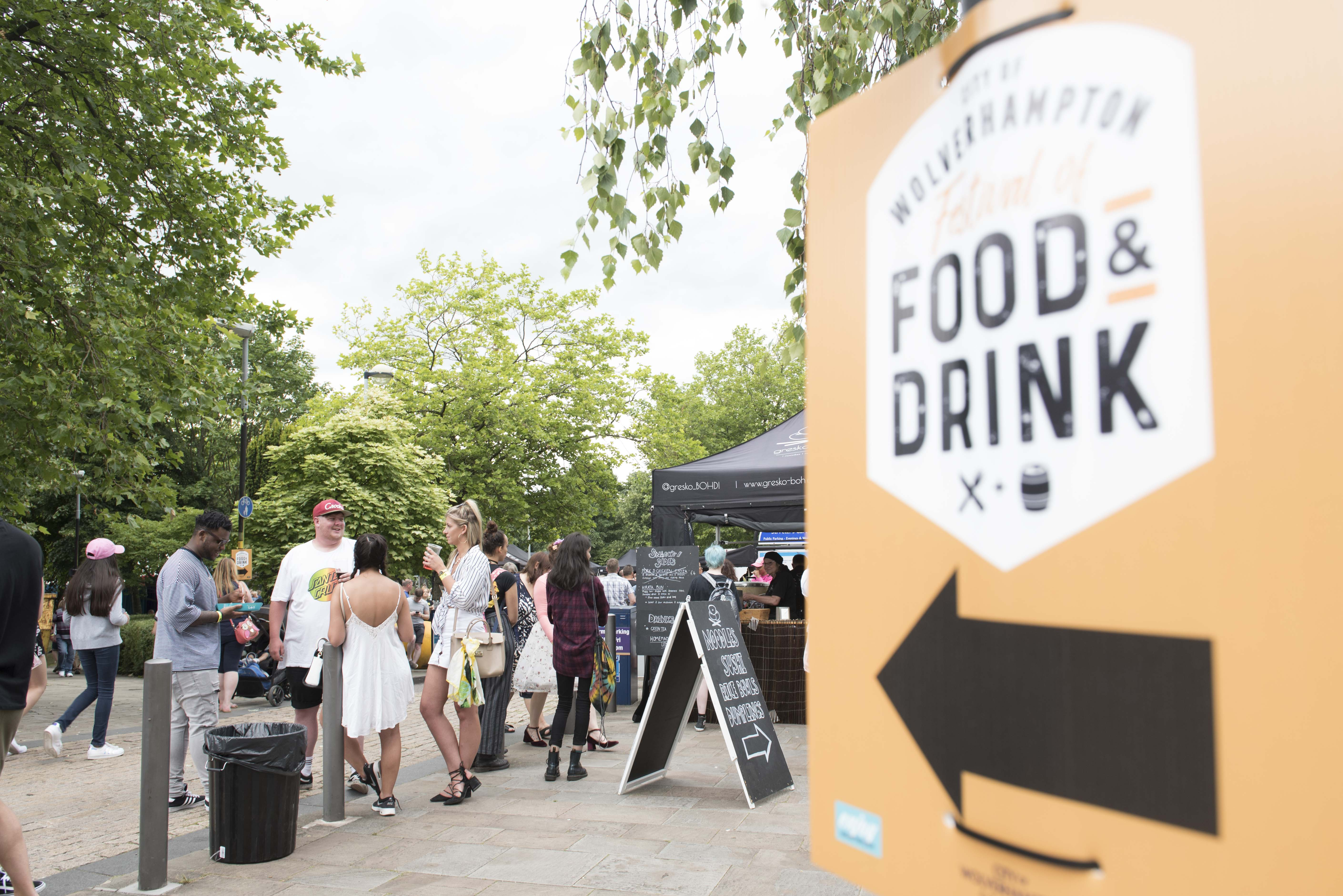 Just 3 weeks to get free Festival of Food & Drink tickets