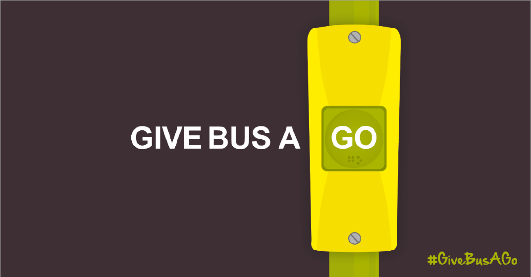 People in the West Midlands urged to 'Give Bus a Go'