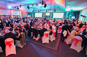 Black Country Chamber of Commerce Awards Dinner 2017