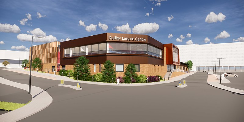 New Dudley Leisure Centre given the green light