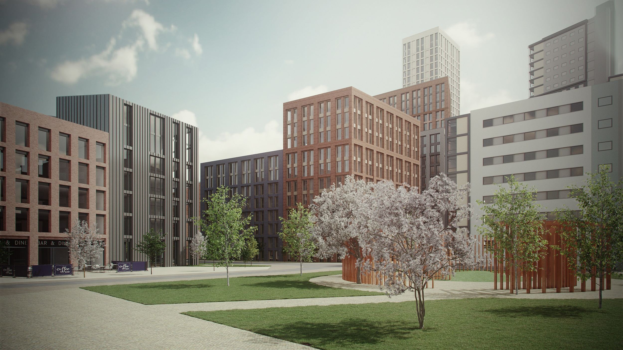 Brewers Yard city living scheme takes next step