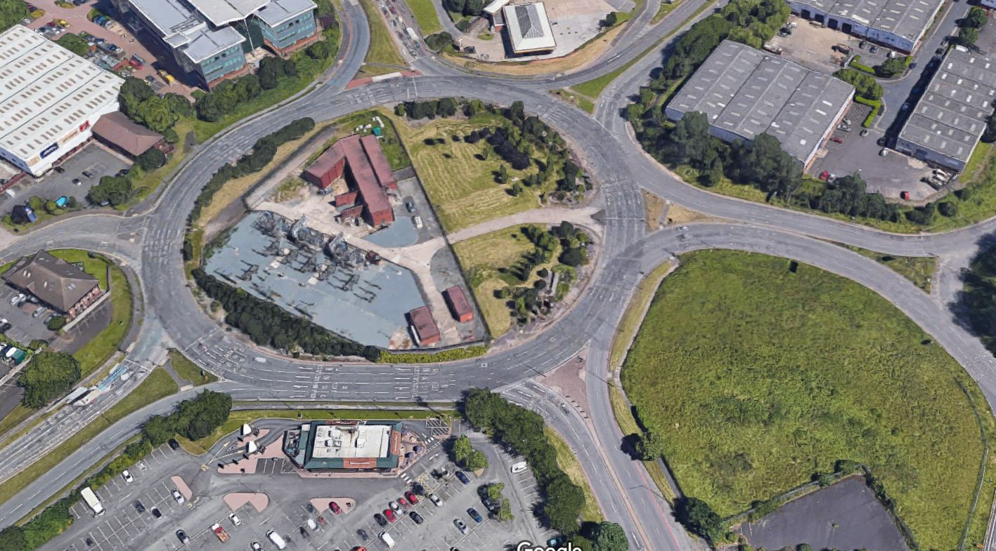 £24m for revamp of Sandwell's Birchley Junction announced by Government