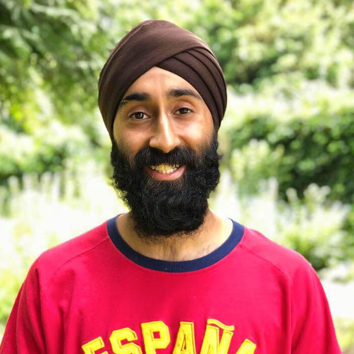 Talk to someone about your wellbeing, says Birmingham mental health star who is challenging perceptions in Punjabi communities